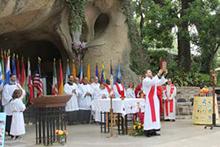 Our Lady of Lourdes Grotto and Tepeyac de San Antonio